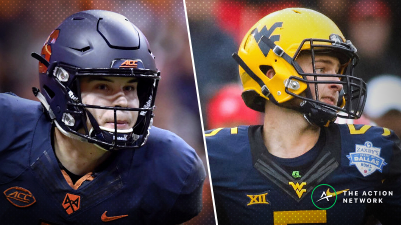 Syracuse-West Virginia Betting Guide: So Many Unknowns in 2018 Camping World Bowl article feature image