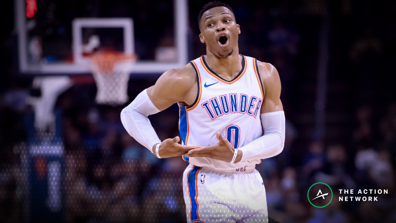 NBA Betting Tip: Money Percentages Point to Over/Under Value Bets article feature image