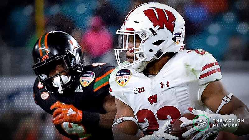 Miami-Wisconsin Betting Guide: Canes Least-Popular Favorite in Recent Bowl History article feature image