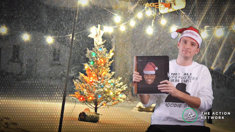 Wob: 'Twas the Night Before NBA Christmas article feature image