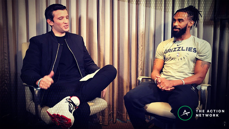 1-on-1 with Mike Conley Jr., the NBA's Forgotten All-Star article feature image