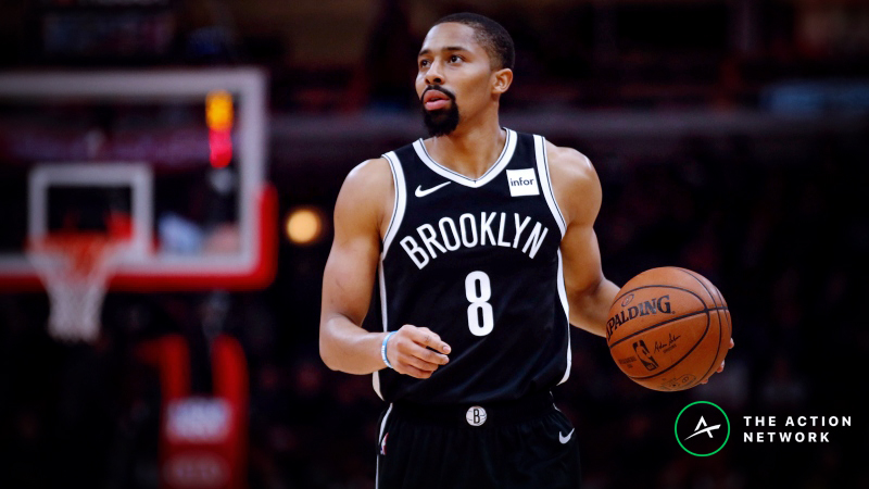 Sunday's Best NBA Player Props: Betting Spencer Dinwiddie Assists, More article feature image