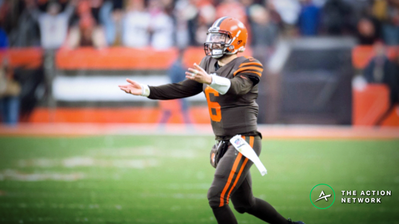 2019 NFL Team Needs  Browns QB Baker Mayfield Needs a Left Tackle ... ce3775569