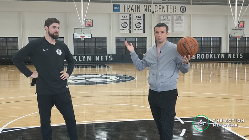 1-on-1 with Brooklyn Nets Guard Joe Harris, the NBA's Most Underrated Shooter article feature image
