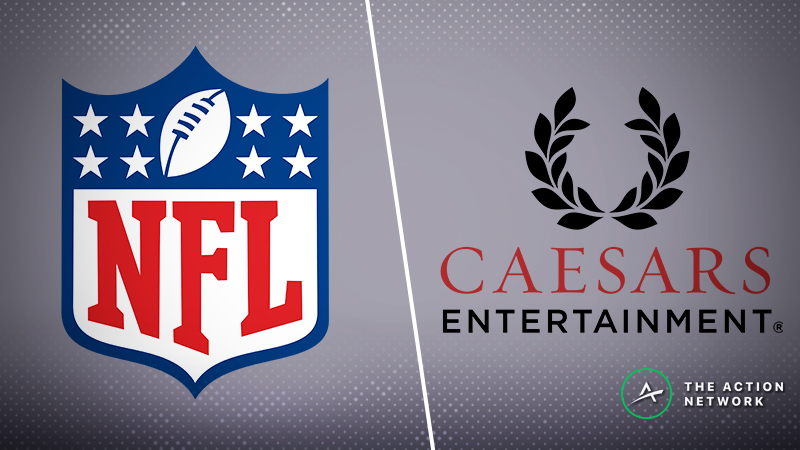 Rovell: NFL's Big-Money Deal With Caesars Full of Hypocrisy article feature image