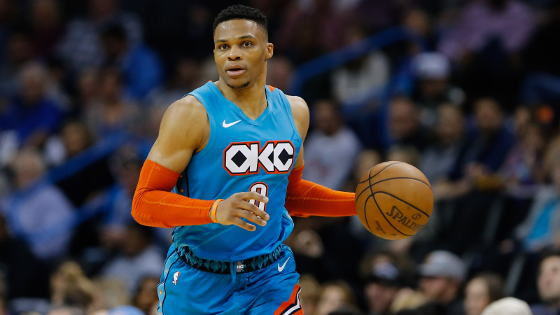 How 2020 NBA Title, Playoff Odds Have Changed After Russell Westbrook-Chris Paul Trade article feature image