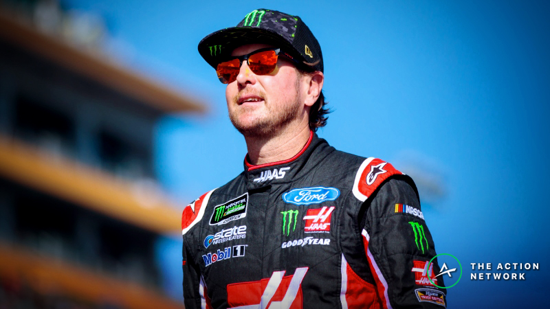 NASCAR Quaker State 400 Matchup Odds, Picks: How to Bet Kurt Busch article feature image