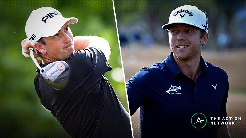 Freedman's Favorite PGA Tournament Matchup (Feb. 6): Michael Thompson vs. Talor Gooch article feature image