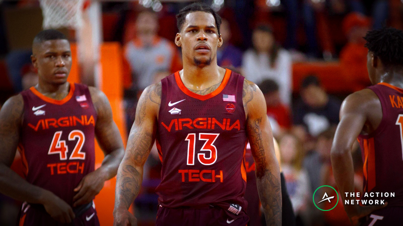 Stuckey: My Favorite NCAA Tournament Bets on Friday's Card article feature image