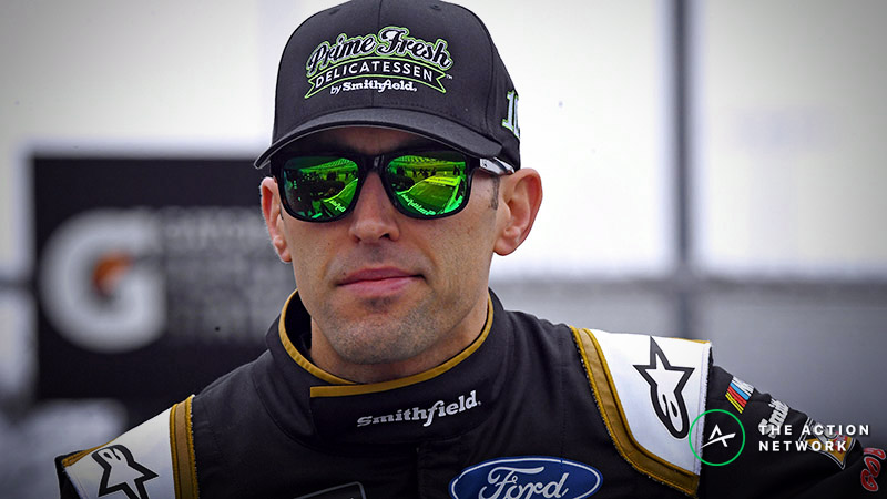 Freedman's Favorite Daytona 500 Driver Matchups: Bet on Aric Almirola article feature image