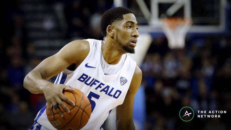 Betting Buffalo-Miami Ohio: Bulls Laying Too Many Points? article feature image