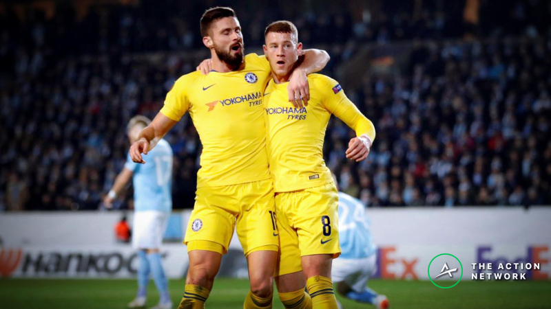 Europa League Round of 16: Second Leg Odds and Betting Breakdowns article feature image