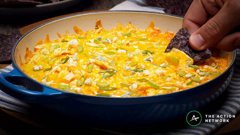 Sports Betting Party Tip: How to Not Screw up the Buffalo Chicken Dip article feature image