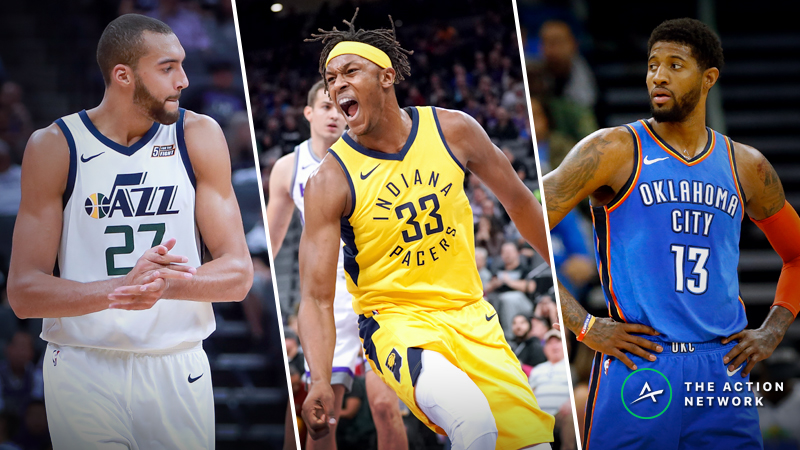 Moore: Where the NBA Defensive Player of the Year Race Stands With 6 Weeks to Go article feature image