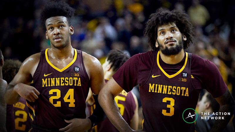 Saturday Big Ten Tournament Betting Odds, Preview: Wisconsin-Michigan State, Minnesota-Michigan article feature image