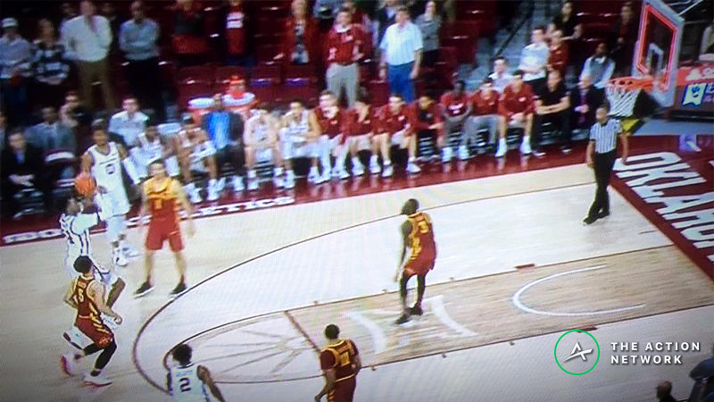 College Basketball Officials Will Review All Shots Made at Buzzer During NCAA Tournament article feature image