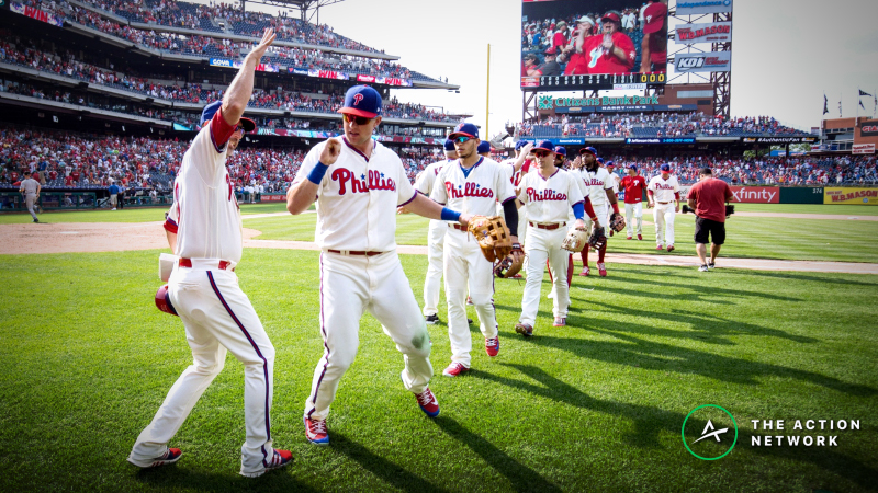 Philadelphia Phillies 2019 Betting Odds, Preview: In it to Win it article feature image