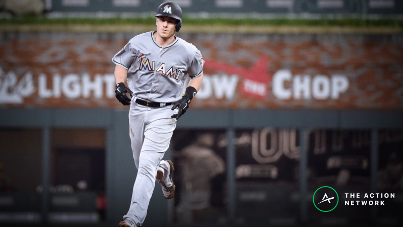 Phillies Acquire J.T. Realmuto From Marlins, Improve World Series Odds article feature image