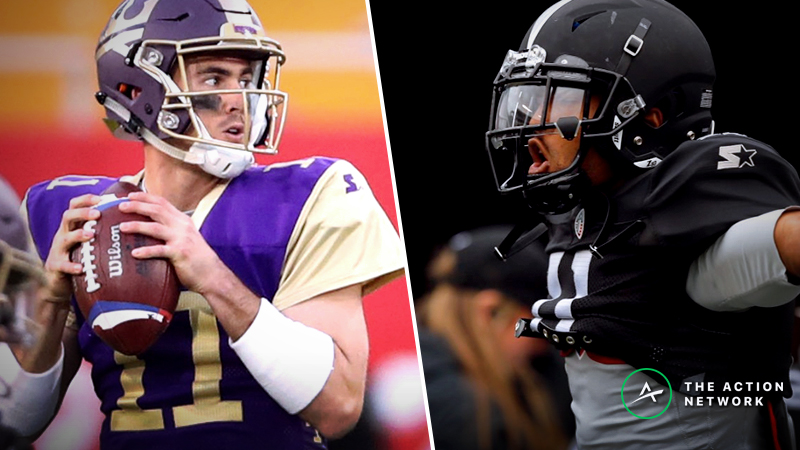 AAF Fantasy Football Rankings for Week 5 article feature image