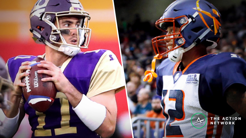 Orlando Apollos-Atlanta Legends AAF Betting Guide: Will Steve Spurrier and Co. Deliver Another Blowout? article feature image