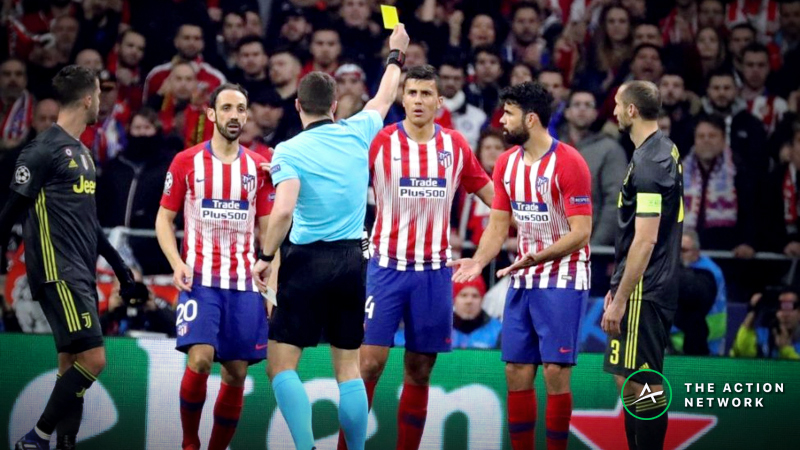 Spain La Liga Week 29 Betting Preview: Sharp Money Fading Atletico Madrid article feature image