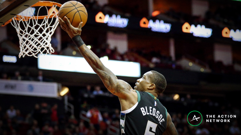 Tuesday NBA Betting, DFS Cheat Sheet for All 6 Games: Favorite Bets, Pro System Matches, More article feature image