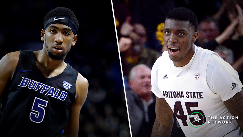 Buffalo vs. Arizona State Betting Guide: Will Sun Devils Have Coaching Edge in NCAA Tournament? article feature image