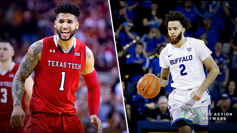 Texas Tech vs. Buffalo Betting Guide: Which Team Will Control the Tempo in NCAA Tournament Second Round? article feature image