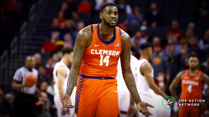 Clemson, Texas Among Biggest 2019 NCAA Tournament Snubs article feature image