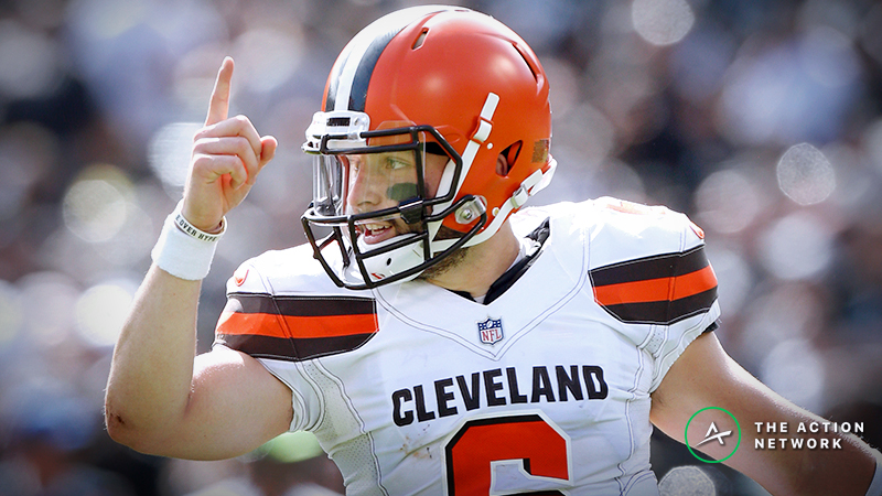 Cleveland Browns Have Their Best Super Bowl Odds in 24 Years article feature image
