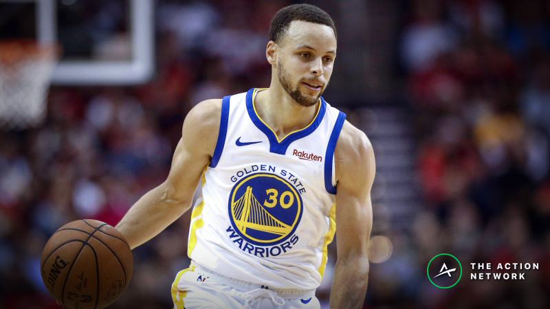 2019 NBA Playoffs: Betting Odds, Schedule For All 8 First-Round Series article feature image