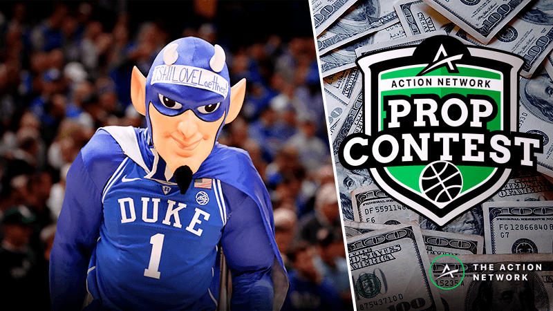 Win $1,000 in Cash: Enter Darren Rovell's FREE Selection Sunday Props Contest article feature image