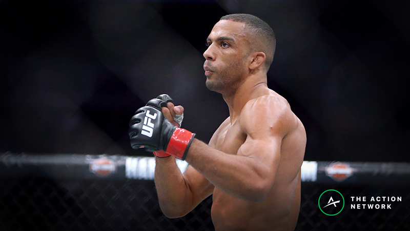 UFC on ESPN 2 Betting Odds: Edson Barboza vs. Justin Gaethje, David Branch vs. Jack Hermansson, More article feature image