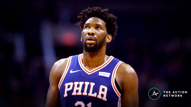 Nets-Sixers Game 1 Betting Preview: Philly in Trouble with Embiid Doubtful? article feature image