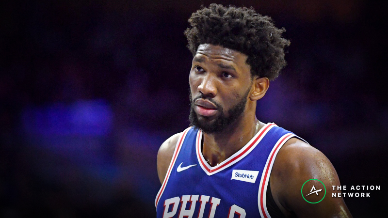 Saturday's Projected NBA Starting Lineups and Injury News article feature image