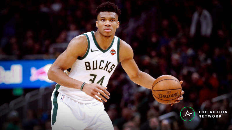 Tuesday's NBA Injury Report: Betting, DFS Impact of Joel Embiid, Giannis Antetokounmpo Injuries article feature image