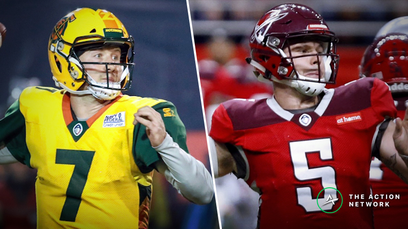 Arizona Hotshots-San Antonio Commanders AAF Betting Guide: Whose Recent Success Should You Ride? article feature image