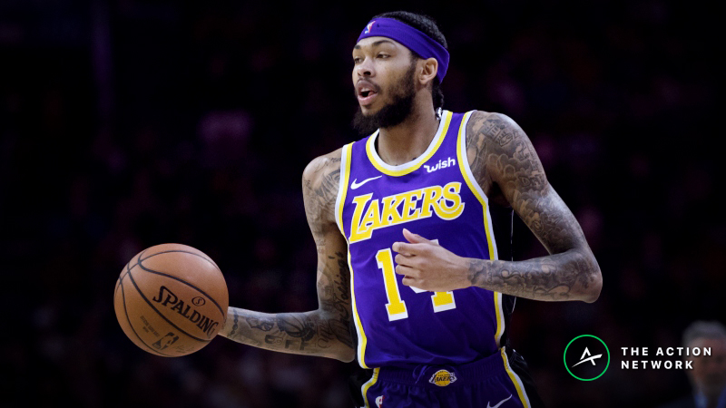 Saturday's Projected NBA Starting Lineups and Injury News: Brandon Ingram Out for the Year article feature image