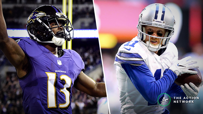Fantasy Football Expectations for New Bills WRs John Brown and Cole Beasley article feature image