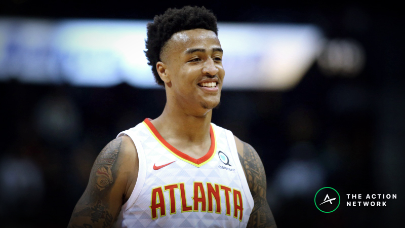 Friday's NBA Injury Report: Betting, DFS Impact of John Collins Injury article feature image
