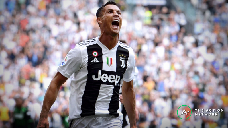 Italy Serie A Week 29 Betting Preview: Juventus' Odds Slip Following Cristiano Ronaldo Injury article feature image