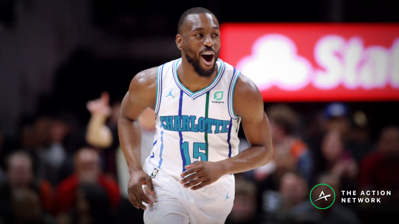 Freedman's Arbitrage Player Prop Plays for Sunday: Kemba Walker's Made 3-Point Shots article feature image