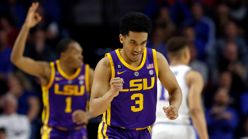 LSU-Yale Betting Odds: Spread, Analysis for 2019 NCAA Tournament article feature image