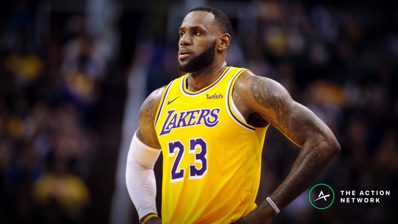 BlackJack: You Cannot Bet on the Lakers Again This Season article feature image