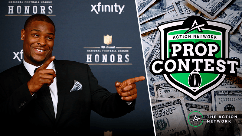 Win $250 in Cash: Enter Our FREE Le'Veon Bell Free Agency Props Contest article feature image