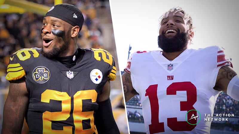Full Super Bowl 54 Odds After Flurry of NFL Moves: Le'Veon to Jets, Odell to Browns, More article feature image