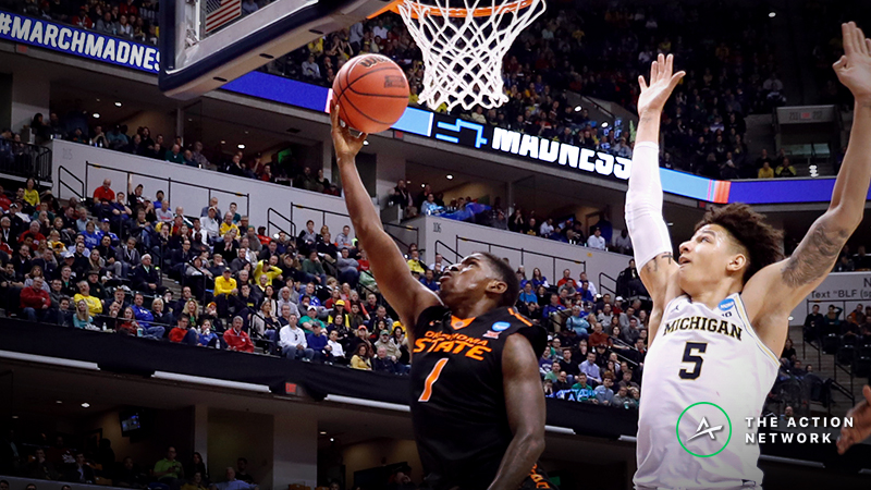 Inside the Worst March Madness Beats: Oklahoma State's 2017 Tournament-Opening Burn article feature image