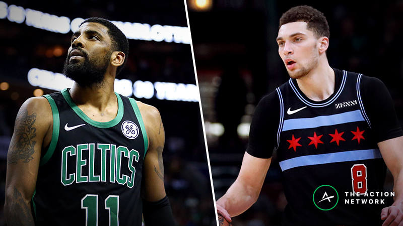 Tuesday's NBA Injury Report: Betting, DFS Impact of Celtics and Bulls Injuries article feature image