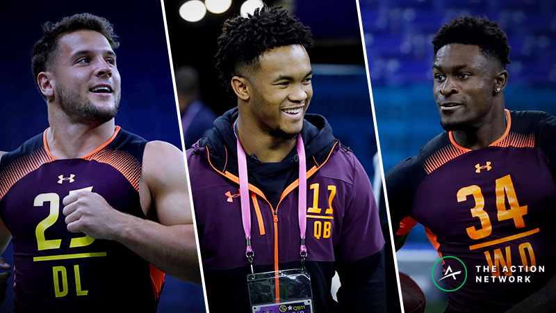Freedman's 2019 NFL Mock Draft: How the Combine Impacted Round 1 article feature image