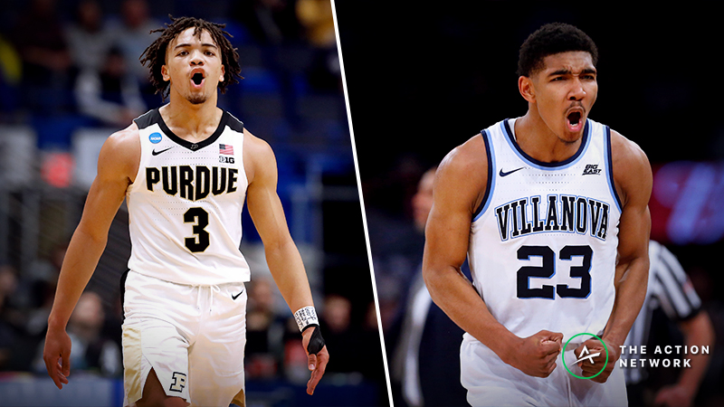 Purdue vs. Villanova Betting Guide: Could Defending Champs Go Home on the First Weekend? article feature image